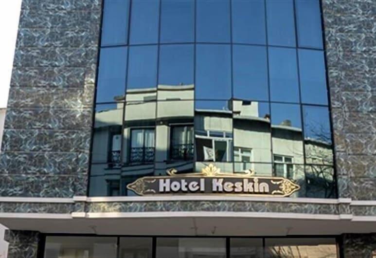 Keskin Hotel, Istanbul, Mặt tiền khách sạn