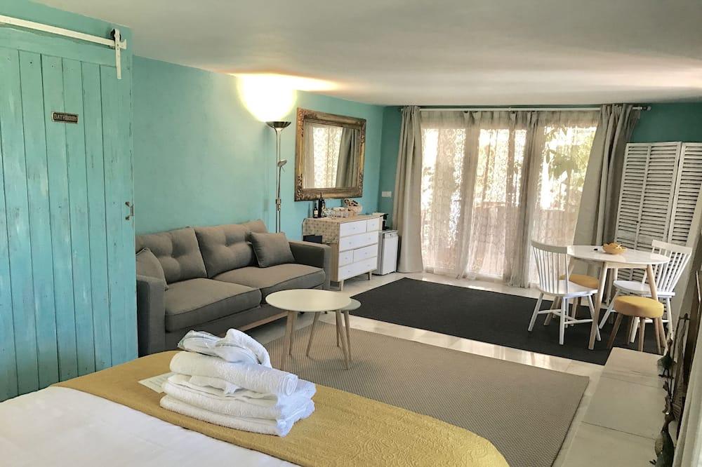 One-Bedroom Suite - Wohnbereich