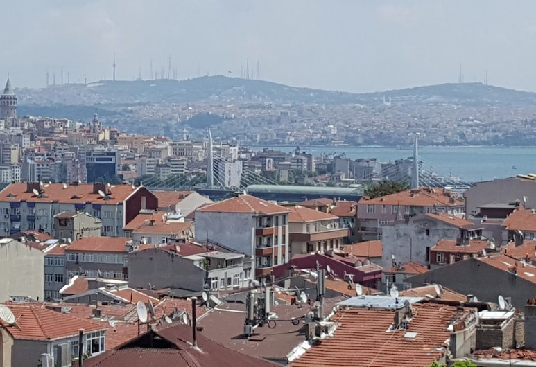 Teras Daire, Istanbul, Classic Condo, Multiple Bedrooms, Smoking, City View, Terrace/Patio