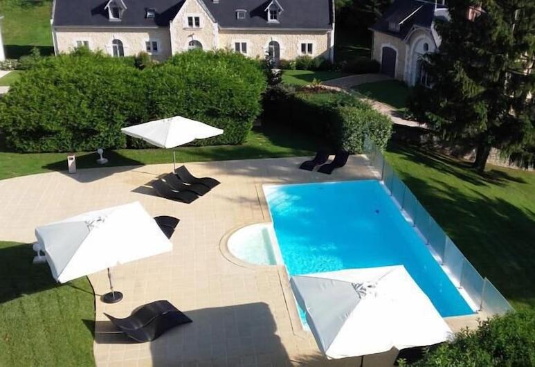 Chateau-hotel de la Menaudiere, Chissay-en-Touraine