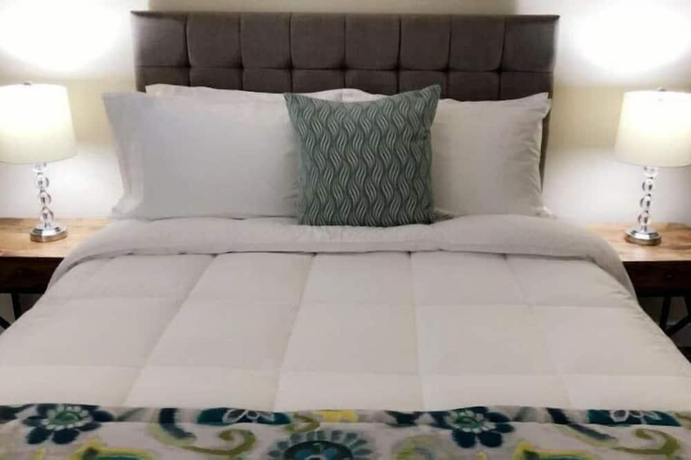 Standardrum - 1 queensize-säng - Bild