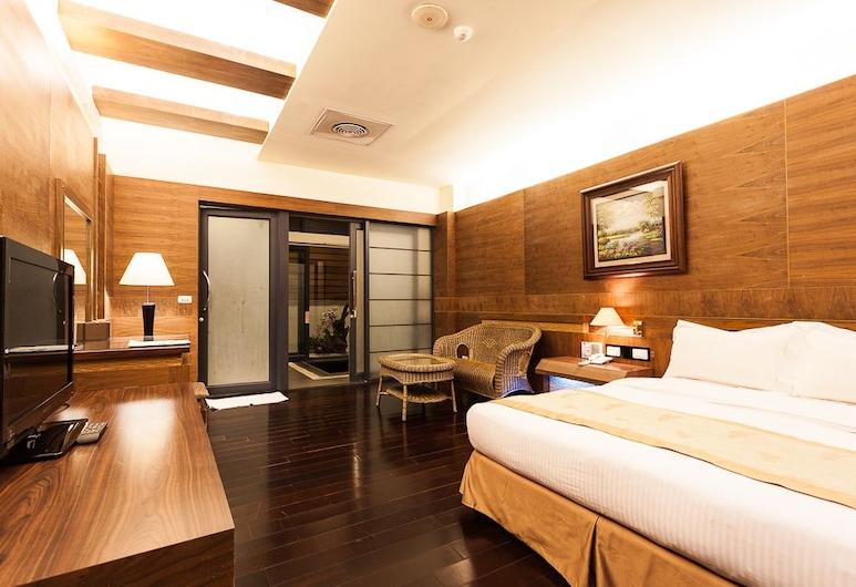 Toyugi Hot Spring Resorts & Spa, Beinan, Quarto Duplo Romântico, Quarto