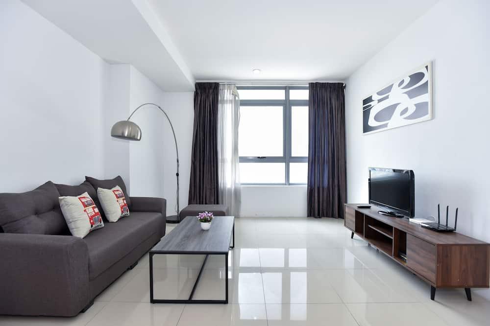 Apartament typu Classic, 2 łóżka podwójne - Salon