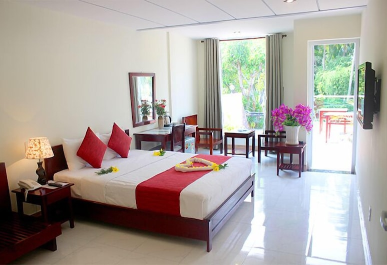 Ha Anh Hotel, Phan Thiet, Basic Double Room, Guest Room