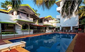 A(z) Blossom Resort Goa hotel fényképe itt: Candolim