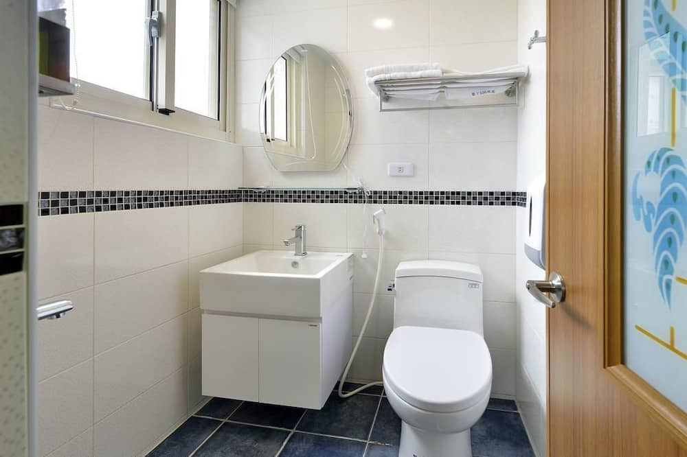 高級雙人房, 1 張標準雙人床 - 浴室
