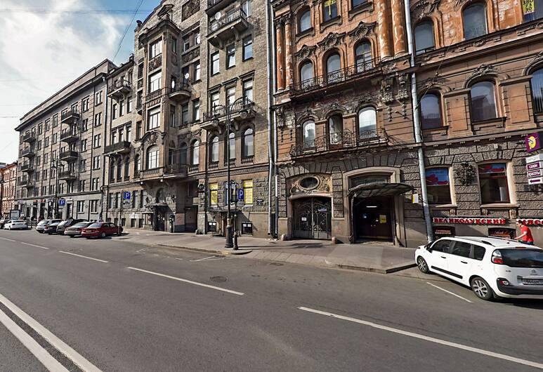 Отель «Ария» на ул. Кирочная, Санкт-Петербург