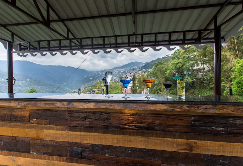 Mount Himalayan Hotel, Gangtok, Terrace/Patio