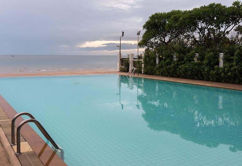 華欣海灘別墅 - 熱情酒店, Hua Hin, 室外泳池