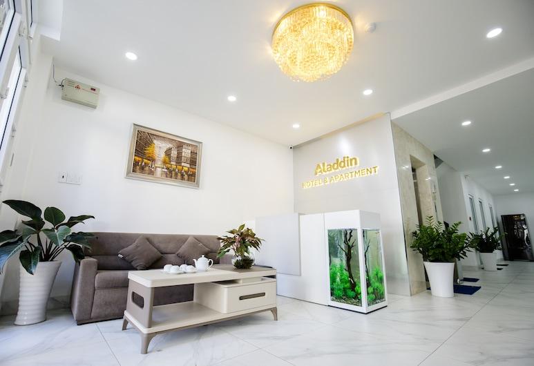 Aladdin Hotel and Apartment, Ho Chi Minh City