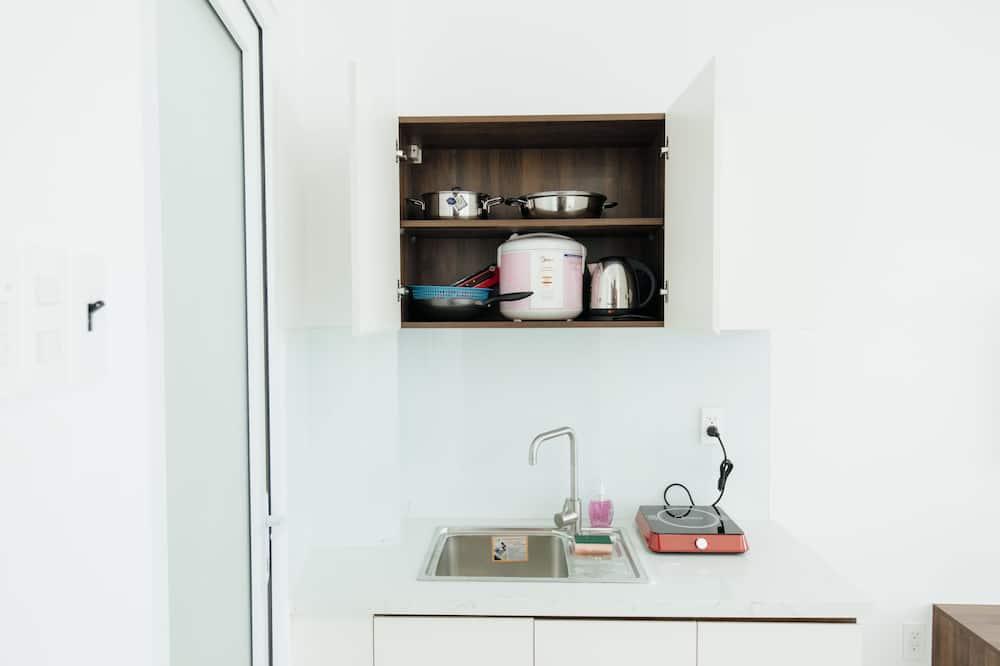 Comfort-Apartment - Gemeinschaftsküche