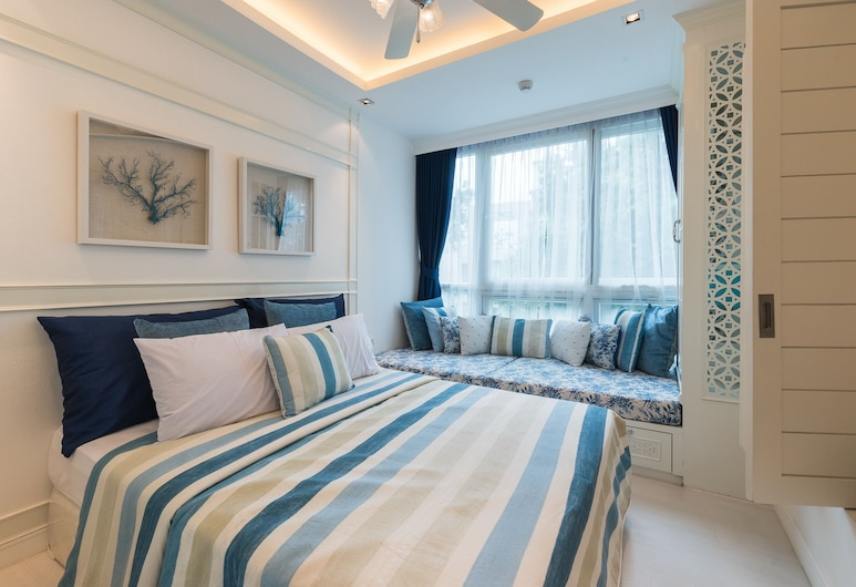 Hua Hin Luxury Suite by Passionata, Hua Hin, Σουίτα, 2 Υπνοδωμάτια, Δωμάτιο