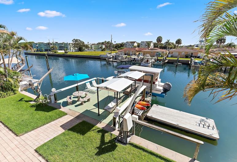 Dockside Villas D, Dunedin, Solarium