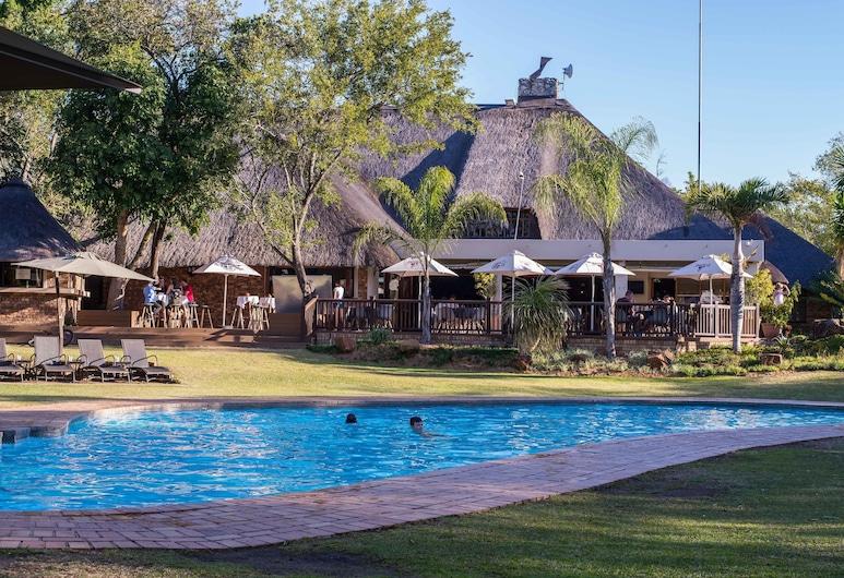 Kruger Park Lodge unit No. 611, Hazyview, Pool