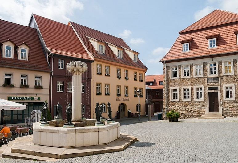 DECKERT'S HOTEL AM KATHARINENSTIFT, Лютерштадт-Айслебен