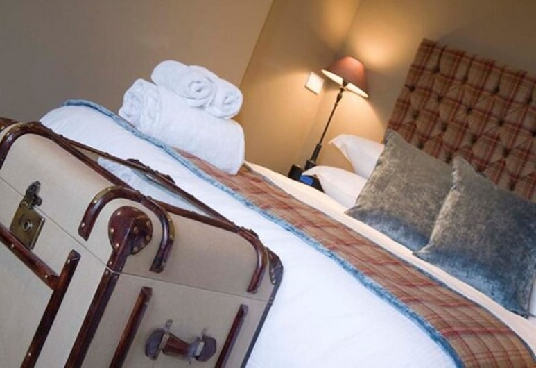 The Bell at Stow, Cheltenham, Boutique Double Room - Stuart House, Guest Room