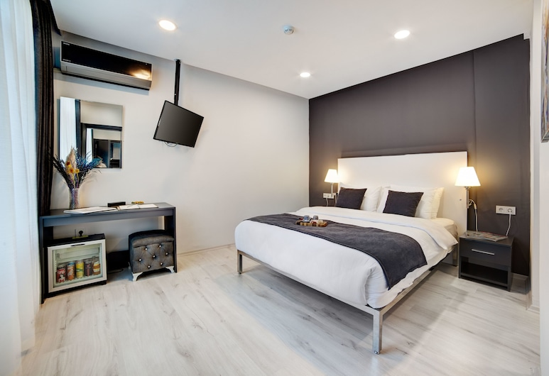 ライム ガーデン ホテル, イスタンブール, デラックス スイート 1 ベッドルーム, 部屋