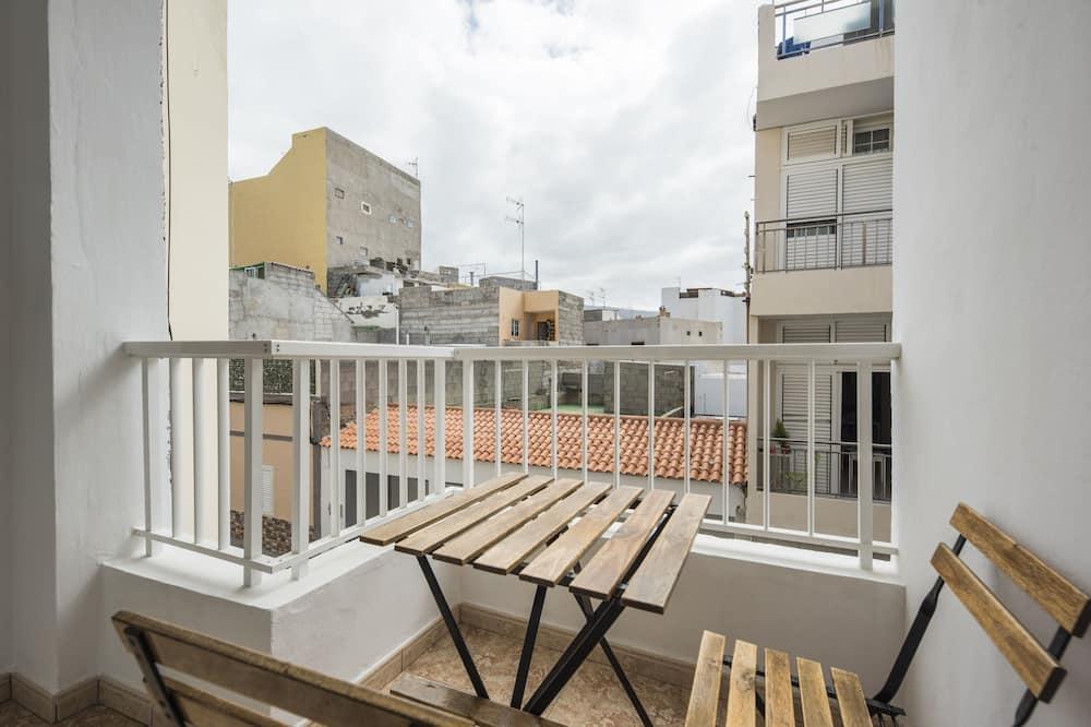 Апартаменти, 1 спальня, з балконом (1.Mar Rizada) - Балкон