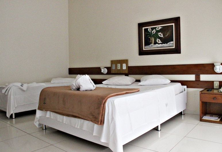 Hotel Marambaia, Guaxupe, Double or Twin Room, 1 Double or 2 Single Beds, Guest Room