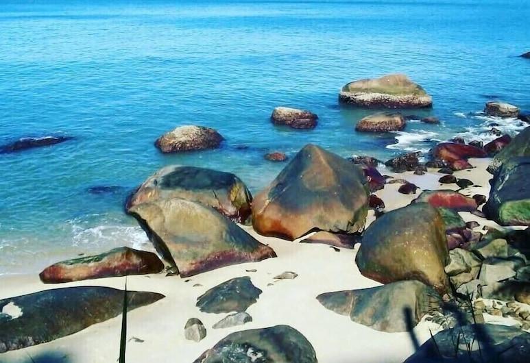 Pousada Piquara, Mangaratiba, Paplūdimys