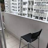 Apartamento Comfort, 3 Quartos - Varanda