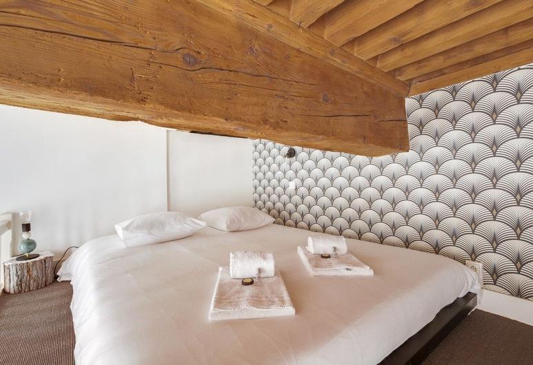 Elegant Nest in Hôtel de Ville, in the Heart of Lyon, Lyon, Appartement (1 Bedroom), Kamer