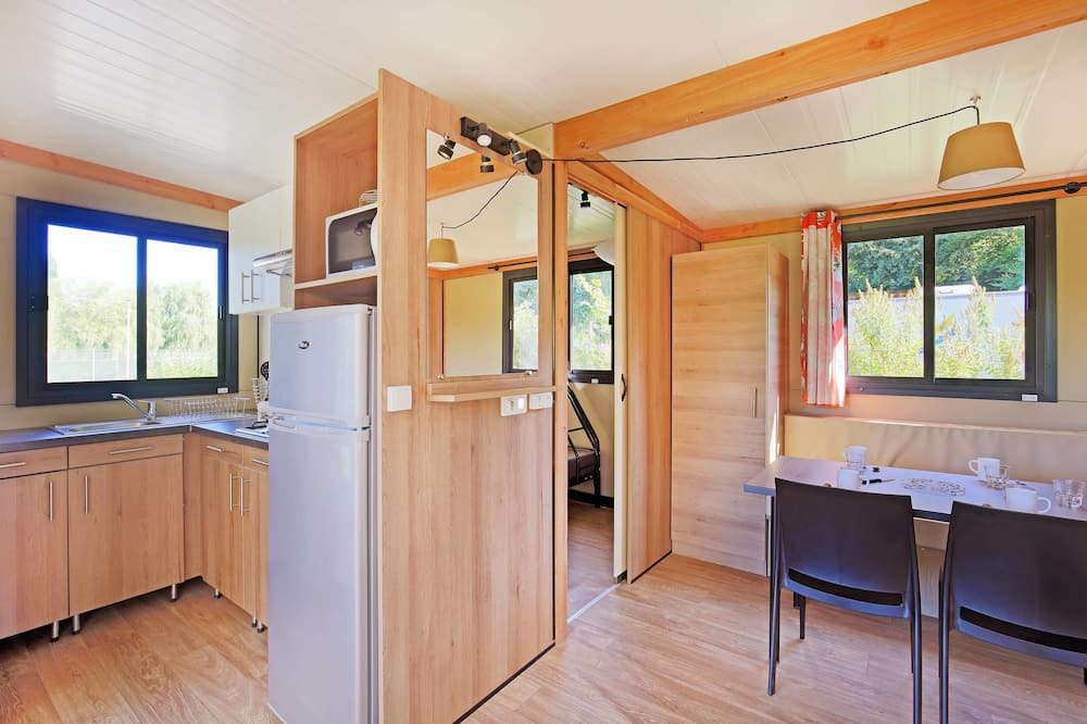 Mobil Home Vancouver - Sala de estar
