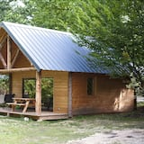 Cabin, 2 Bedrooms, Non Smoking, Mezzanine - Terrace/Patio
