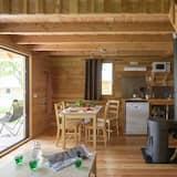 Cabin, 2 Bedrooms, Non Smoking, Mezzanine - Living Area