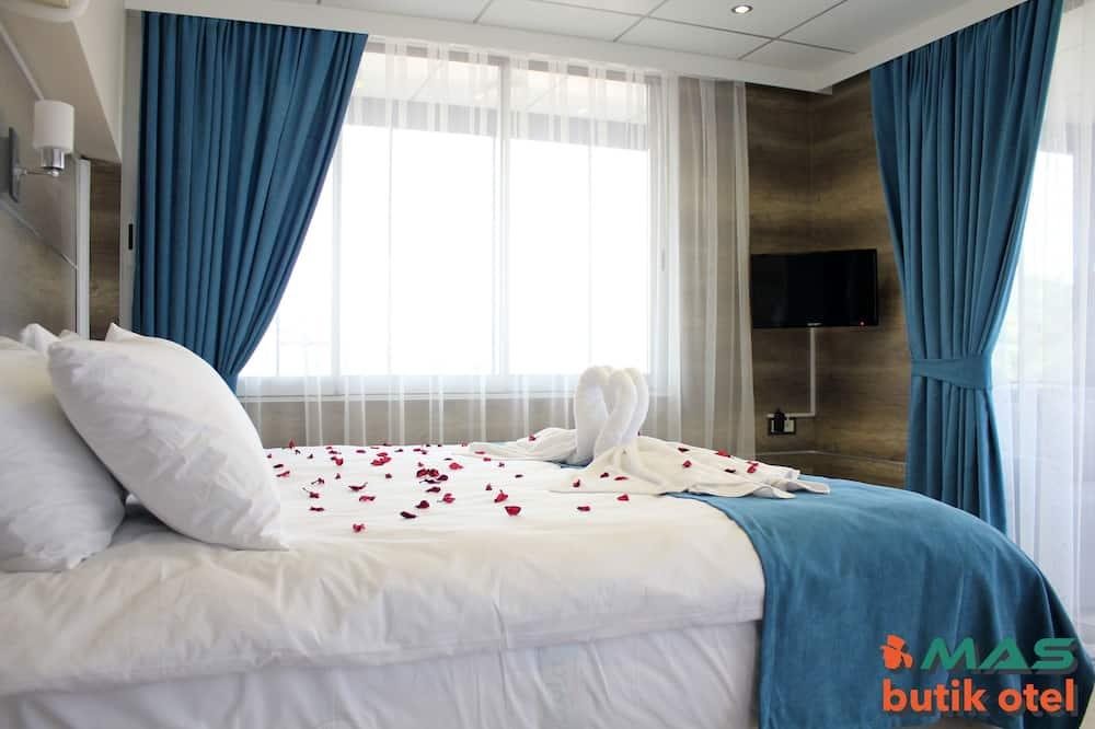 Soba, pogled na grad - Soba za goste