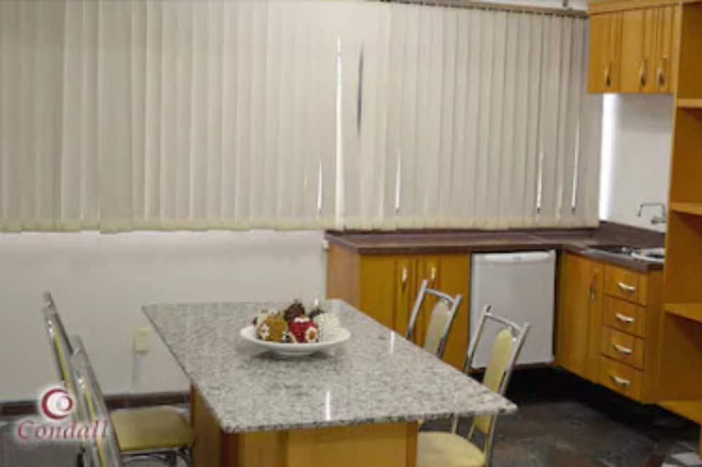 ห้องแฟมิลี่สวีท - บริการอาหารในห้องพัก