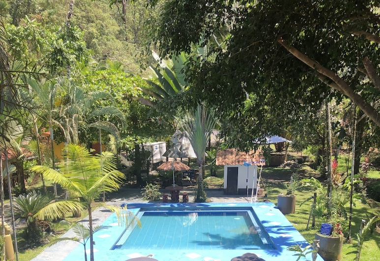 Hotel Hawa, Puerto Viejo de Talamanca, Piscina