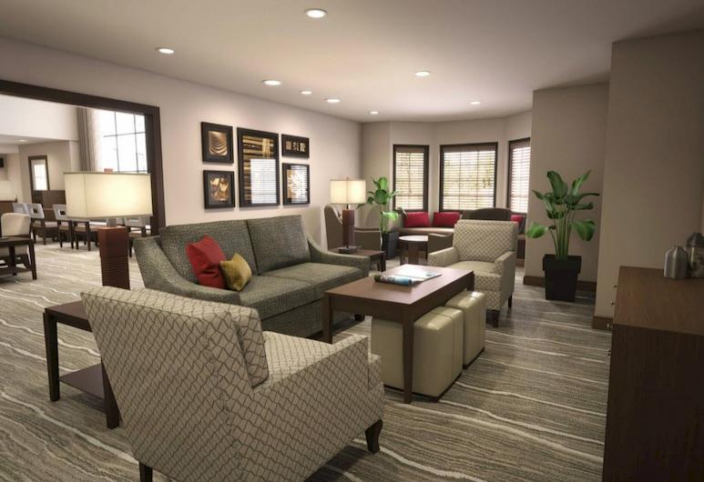 Staybridge Suites Lafayette, לפאייט, סלון