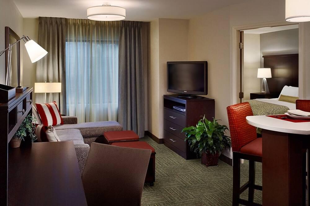Suite, 1 camera da letto, accessibile ai disabili (2 Queen, Comm) - Immagine fornita dalla struttura