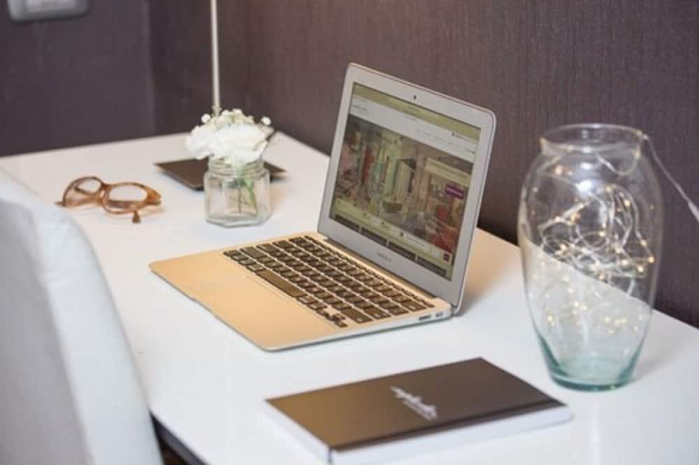 Design külaliskorter, 1 ülilai voodi - Lõõgastumisala