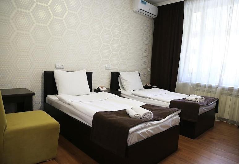 Hotel Merien, Yerevan, Comfort kamer, 1 twee- of 2 eenpersoonsbedden, 2 eenpersoonsbedden, Kamer