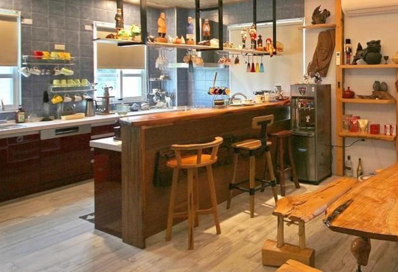 普羅旺斯咖啡莊園民宿, 台東市, 舒適四人房, 非吸煙房, 花園景觀, 客房