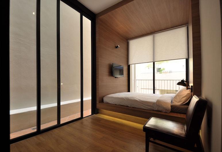 Kooning, George Town, Dvojlôžková izba typu Deluxe, Hosťovská izba