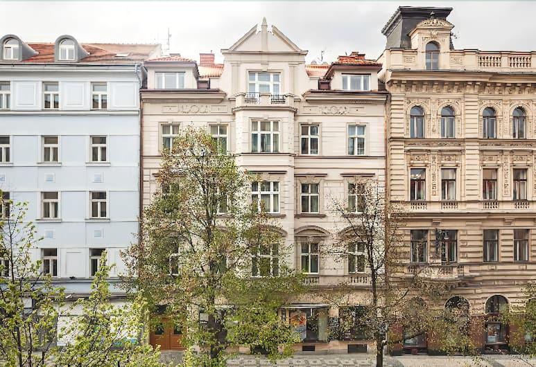 Elizabeth Suites, Prag, Ausblick von der Unterkunft