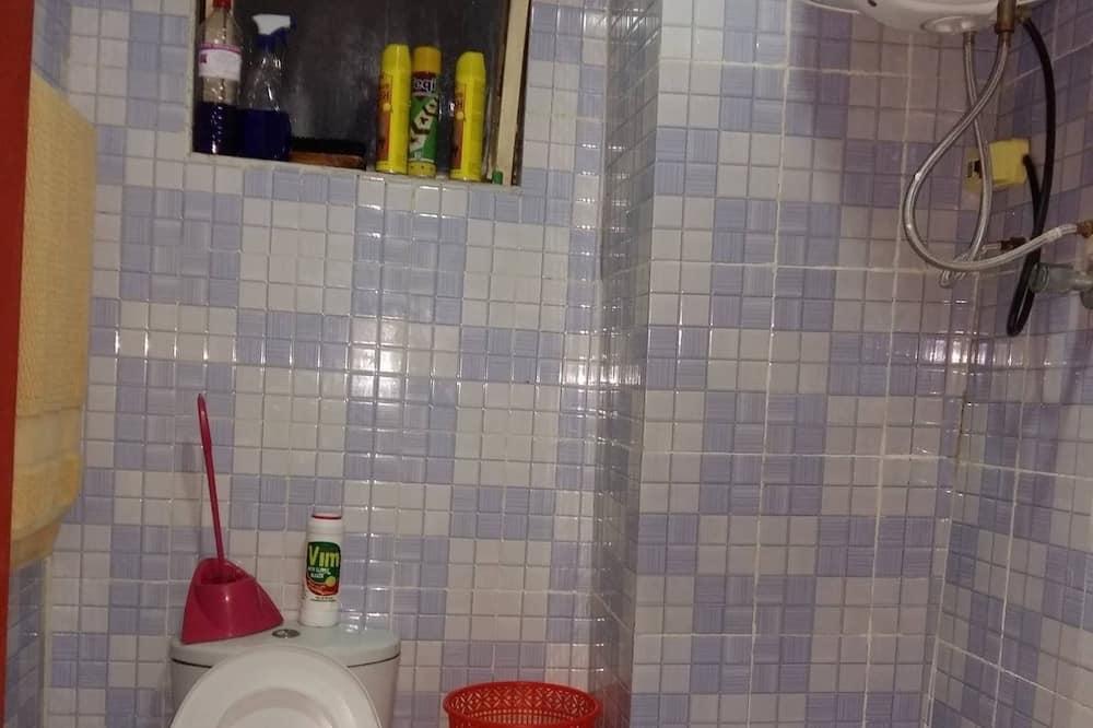 Phòng đơn truyền thống, 1 giường đơn - Bồn tắm vòi sen trong phòng tắm
