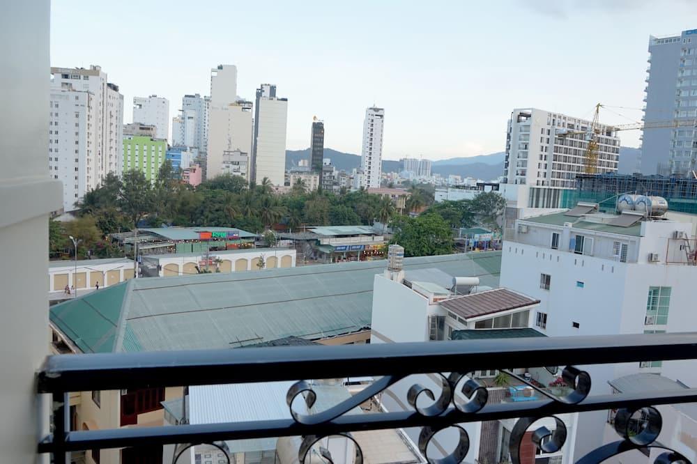 豪華開放式客房, 城市景觀 - 陽台景觀