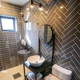 Luxury Room, 1 Double Bed, Sea View (B) - Bathroom