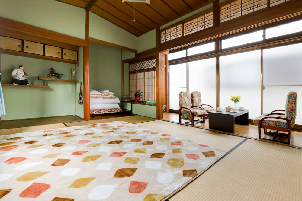 Traditional-Zimmer, eigenes Bad (Japanese Style, 6 People) - Zimmer