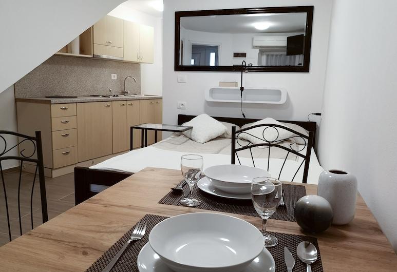 Korala Apartments, Piran, Štúdio typu Comfort (Joyce), Hosťovská izba