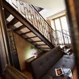 Suite (Art Déco) - Sala de estar
