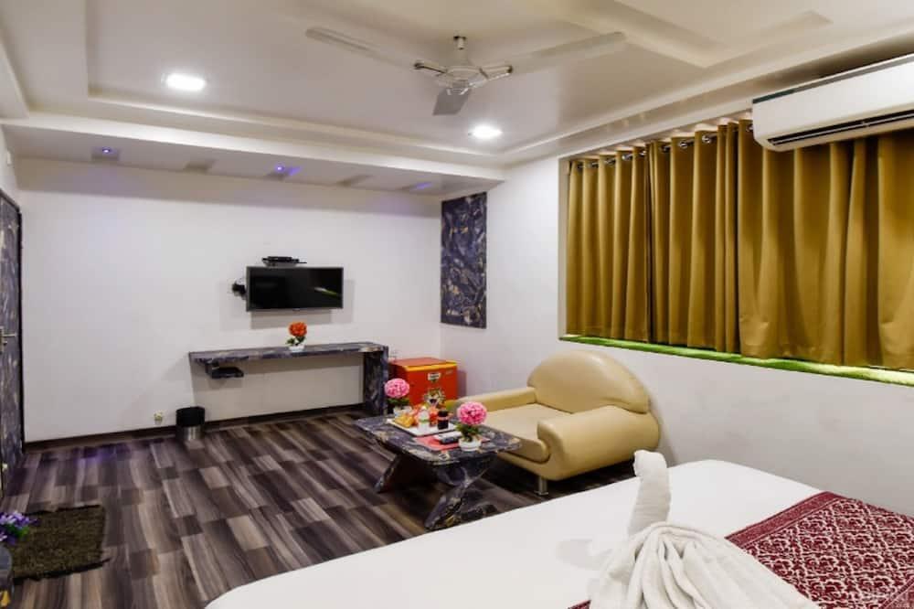 Habitación ejecutiva (AC) - Sala de estar