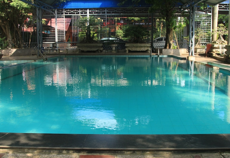 Trung Du Hotel, Vinh Yen, Indoor Pool
