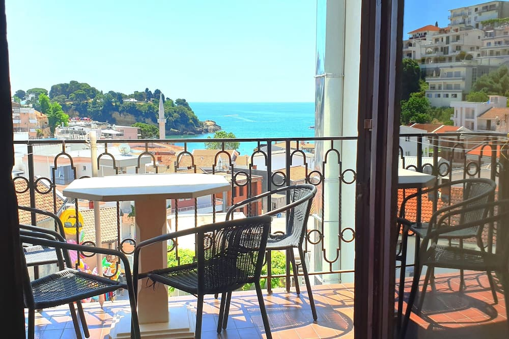 Appartement Confort, vue mer - Balcon