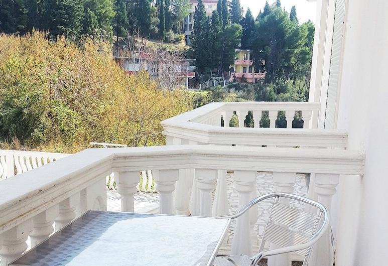 Valeria Apartments & Rooms, Ulcinj, Studio Classique, 2 lits une place, Balcon