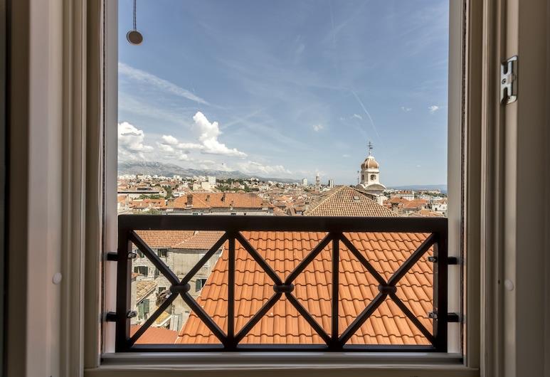 Residence Stine, Split, Cosy Loft Room with the View, Hosťovská izba